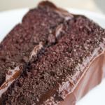 Bev's Chocoholic Fitness Cake!