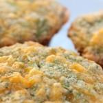 Grain-Free Cheddar Muffins