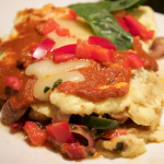 Cheesy Carducci Omelet